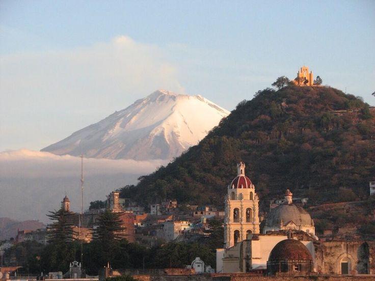 - Puebla's most famous view
