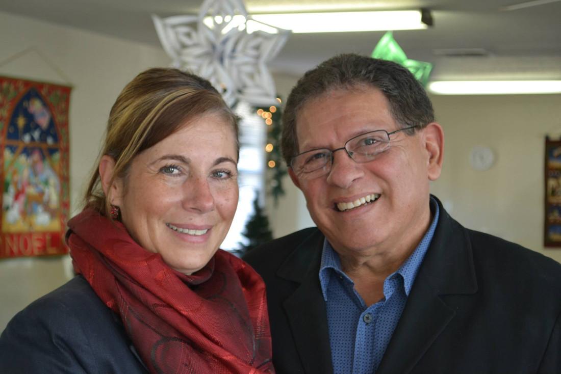 - Gloria and José Piña