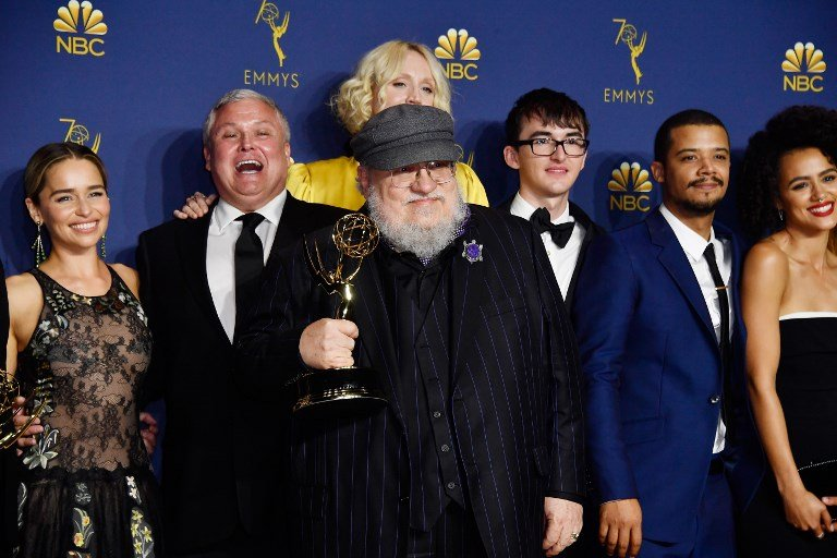 Game of Thrones wins at the 2018 Emmys -