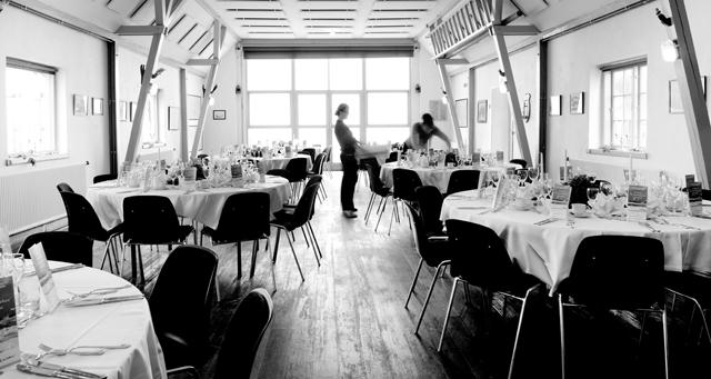 Royalt besøg Cafe Conrad 2009 4