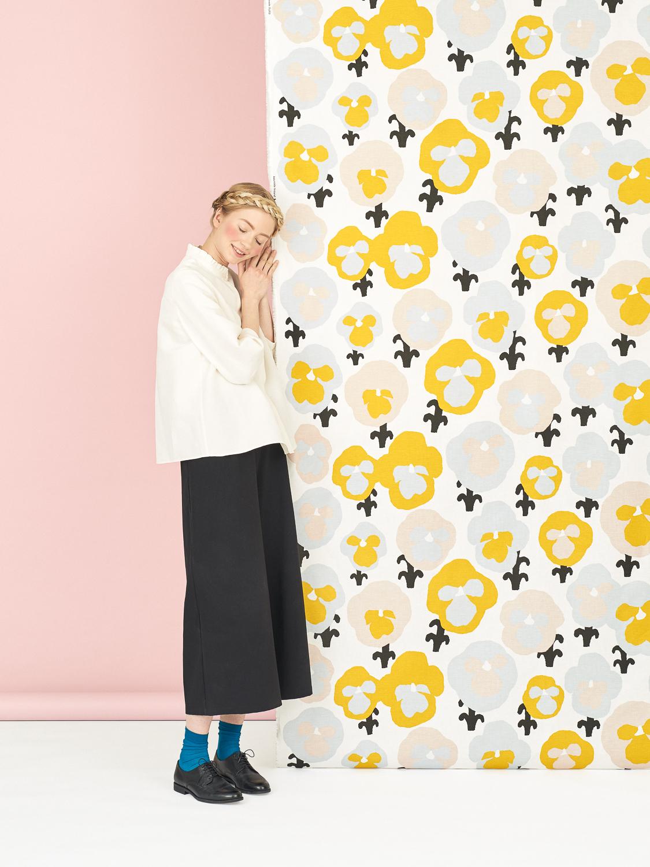 Kauniste Orvokki Fabric