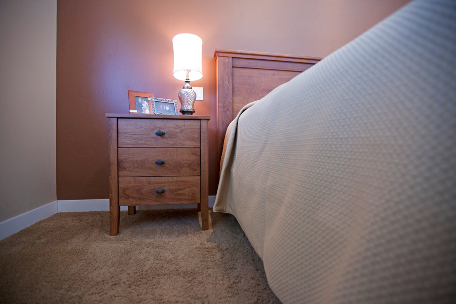 bedroom nightstand