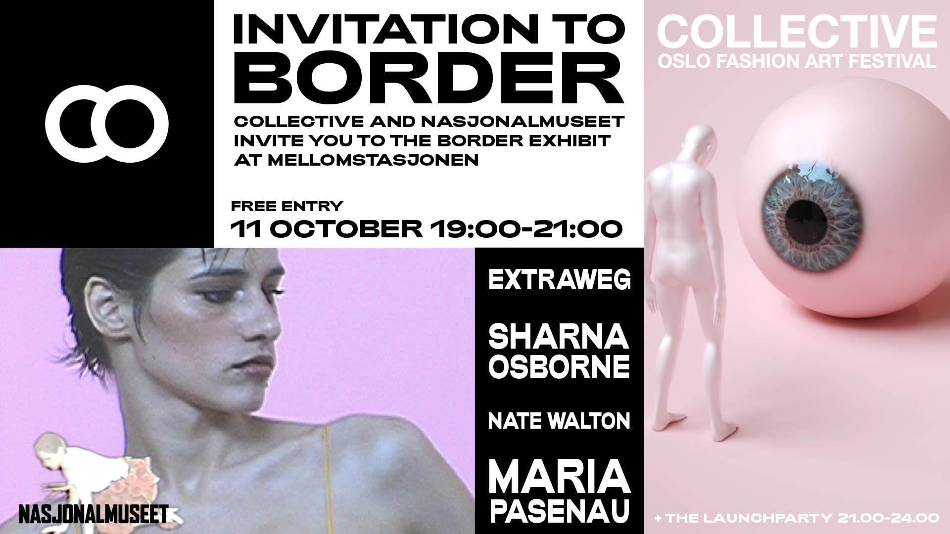 Invitation to Border