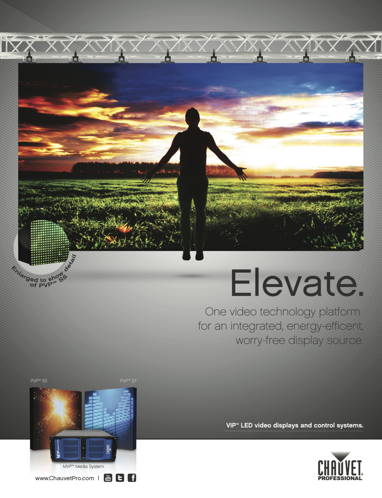 Print design, advertising, creative development