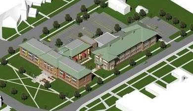 Location: Clarkson University Potsdam, NY Use: Student Housing