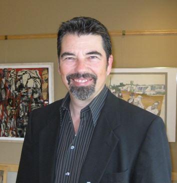 Charles Caldwell, new Gift Officer for Hospice of Santa Barbara