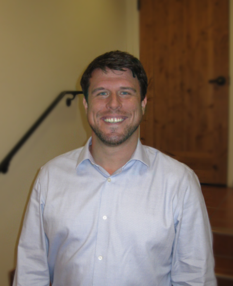 Stephen Jones, new Community Education Program Coordinator for Hospice of Santa Barbara
