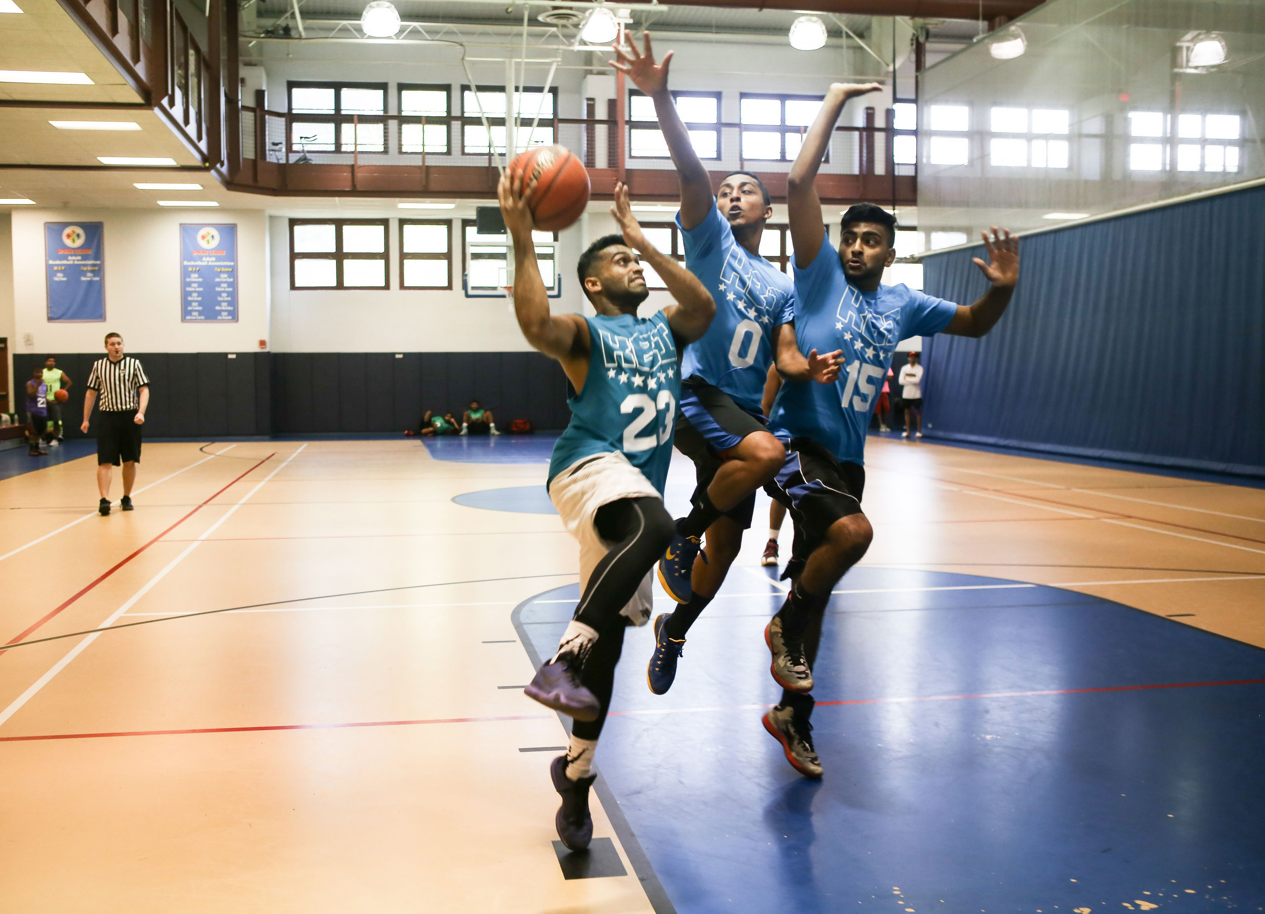 Ball is Life, for Deadspin - Indian-American church basketball is a world all its own