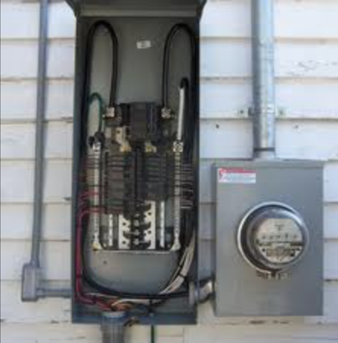 Electrical - An a electrical inspection is used to determine any major deficiencies in the electrical system. Electrical issues can be a safety hazard just waiting to happen, and they need to be found for your protection.