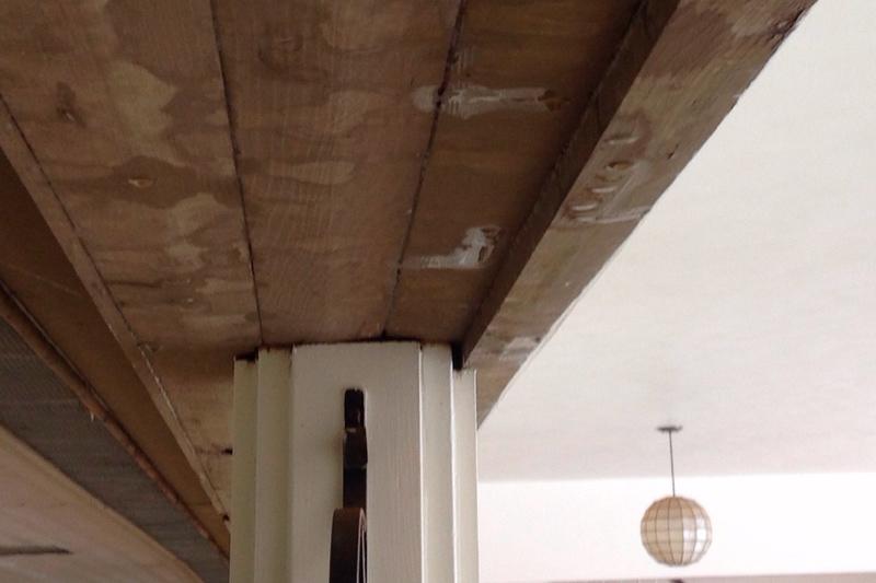 Interior leak - It's raining... inside?