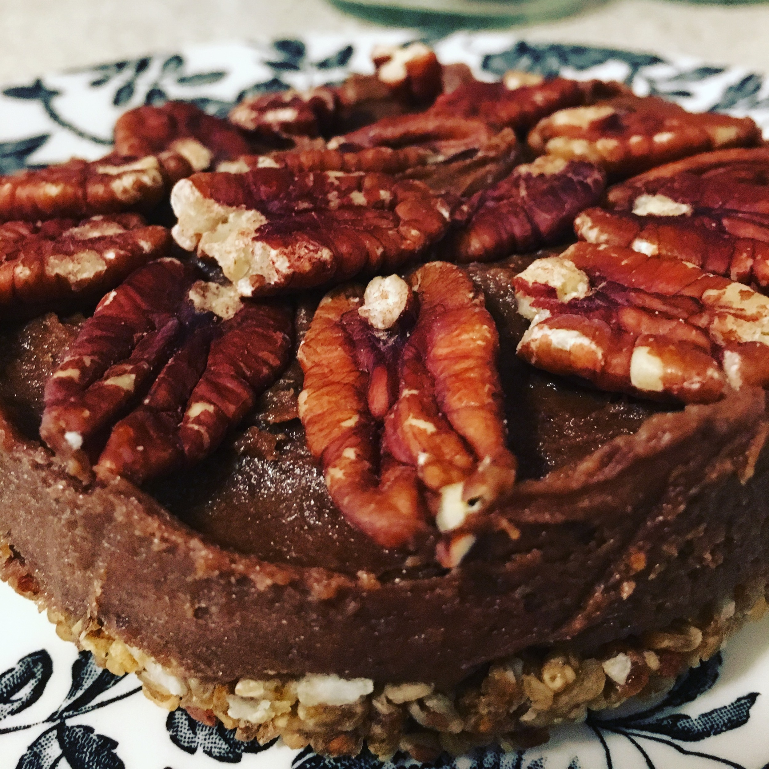 Click here for my Pecan Pie Recipe