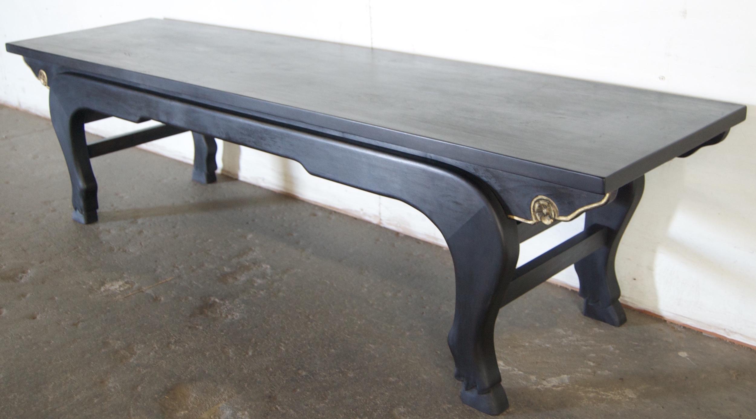 Horse Leg Bench