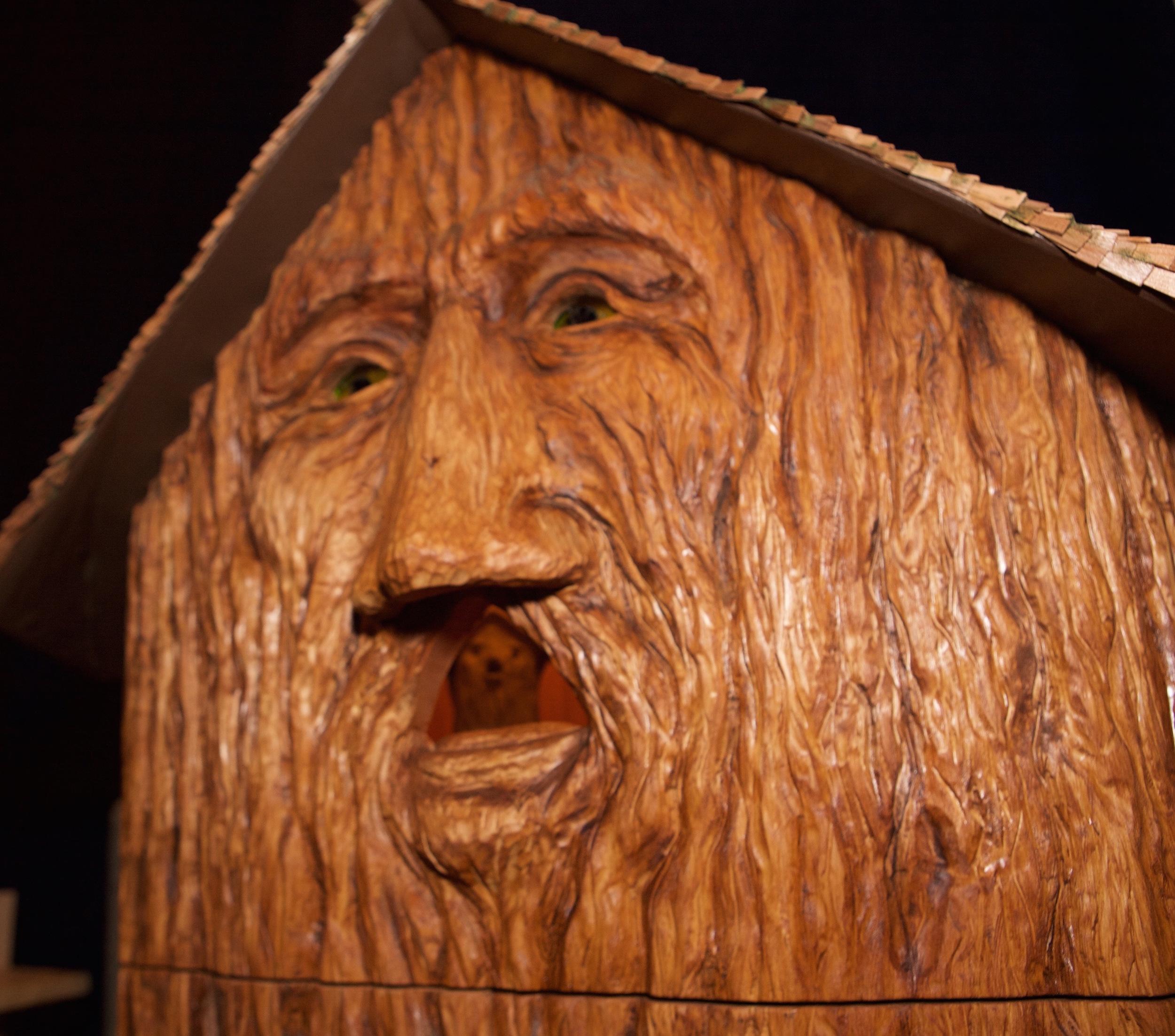 Tree Man (Detail)