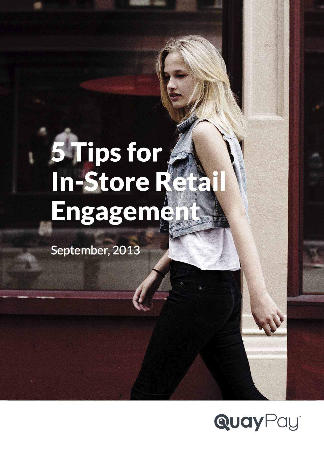 In-store Retail Engagement