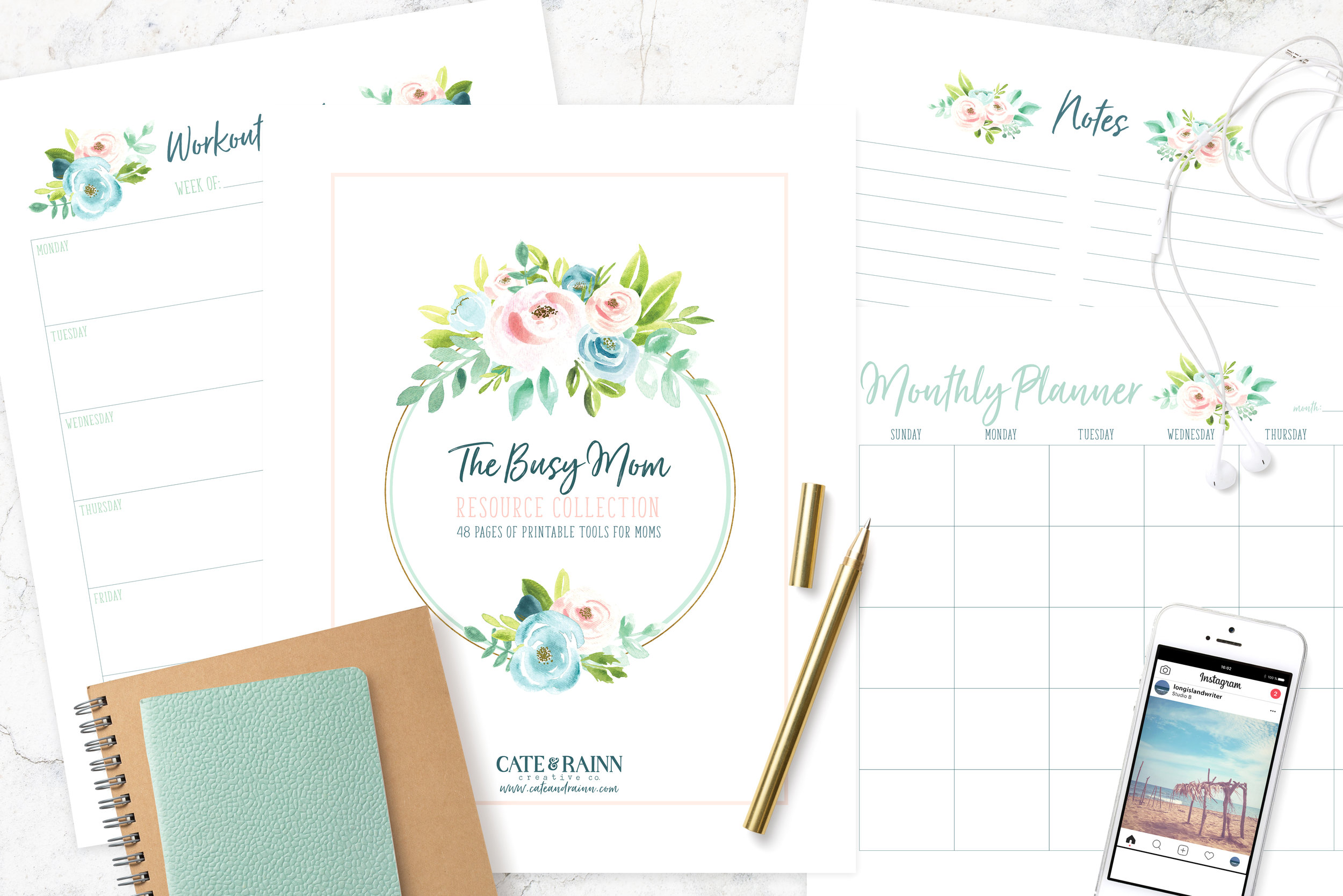 The Busy Mom Resource Collection