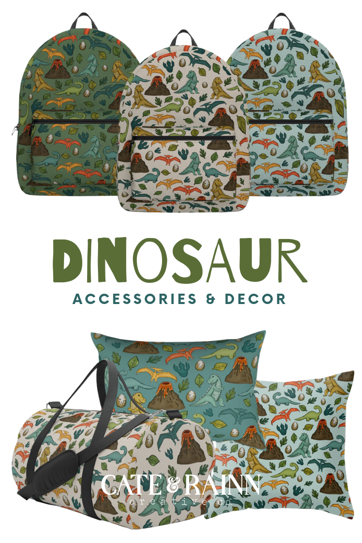 Dinosaur Accessories and Decor