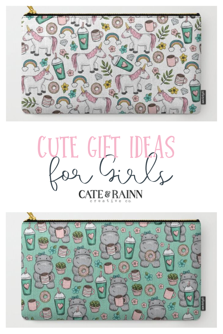 Cute Gift Ideas For Girls