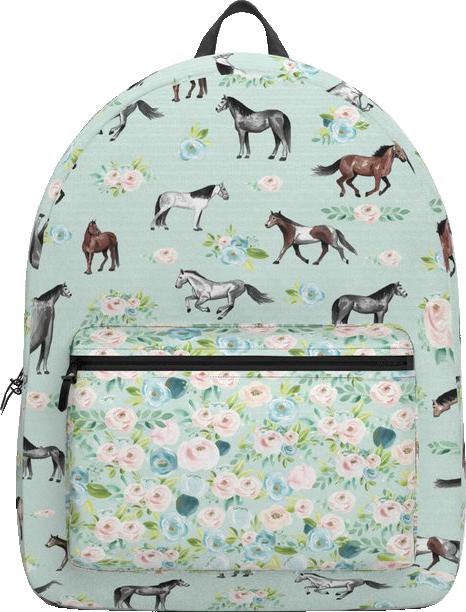 Horse Backpack For Girls