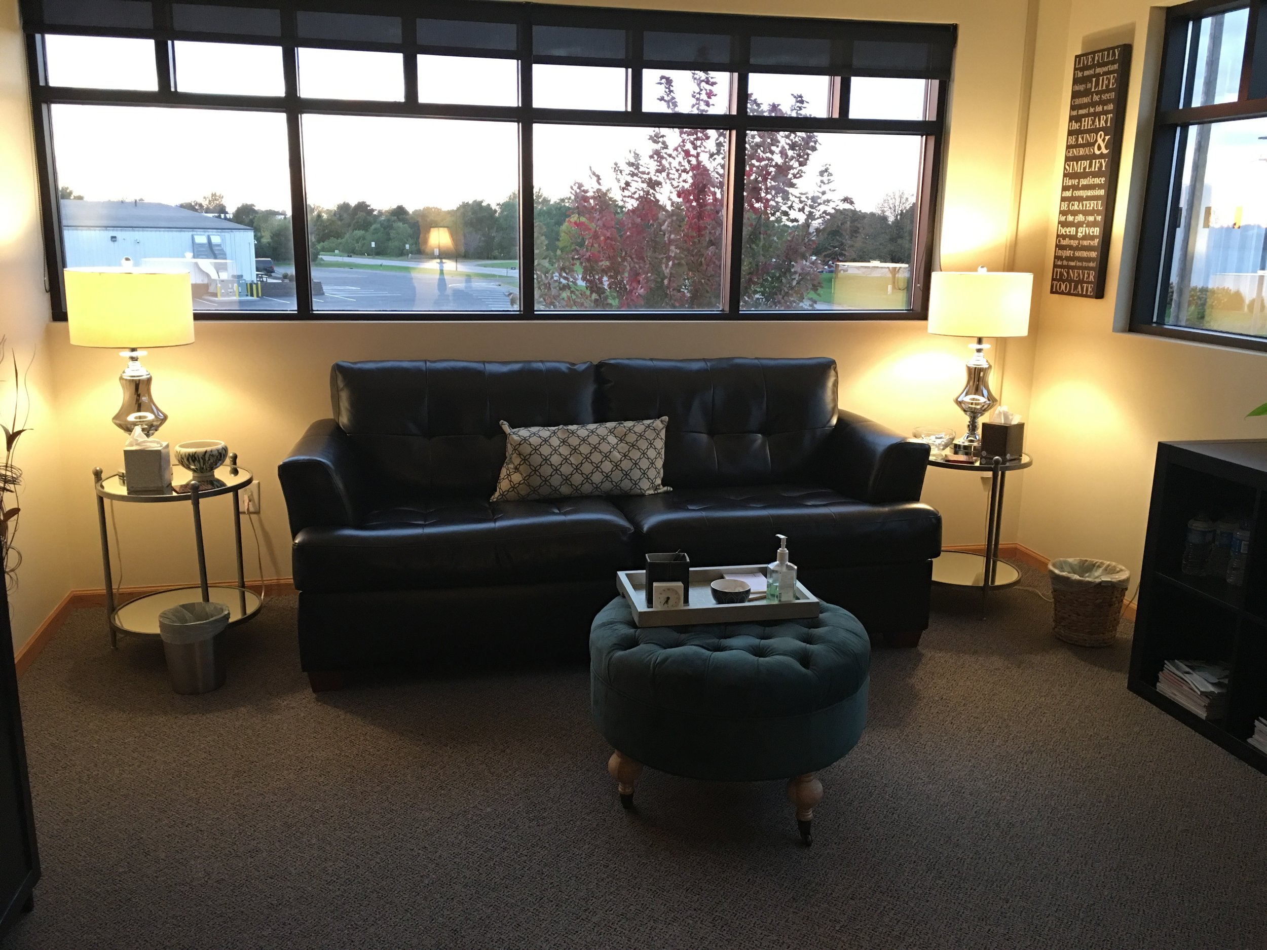 Monticello MN therapy office