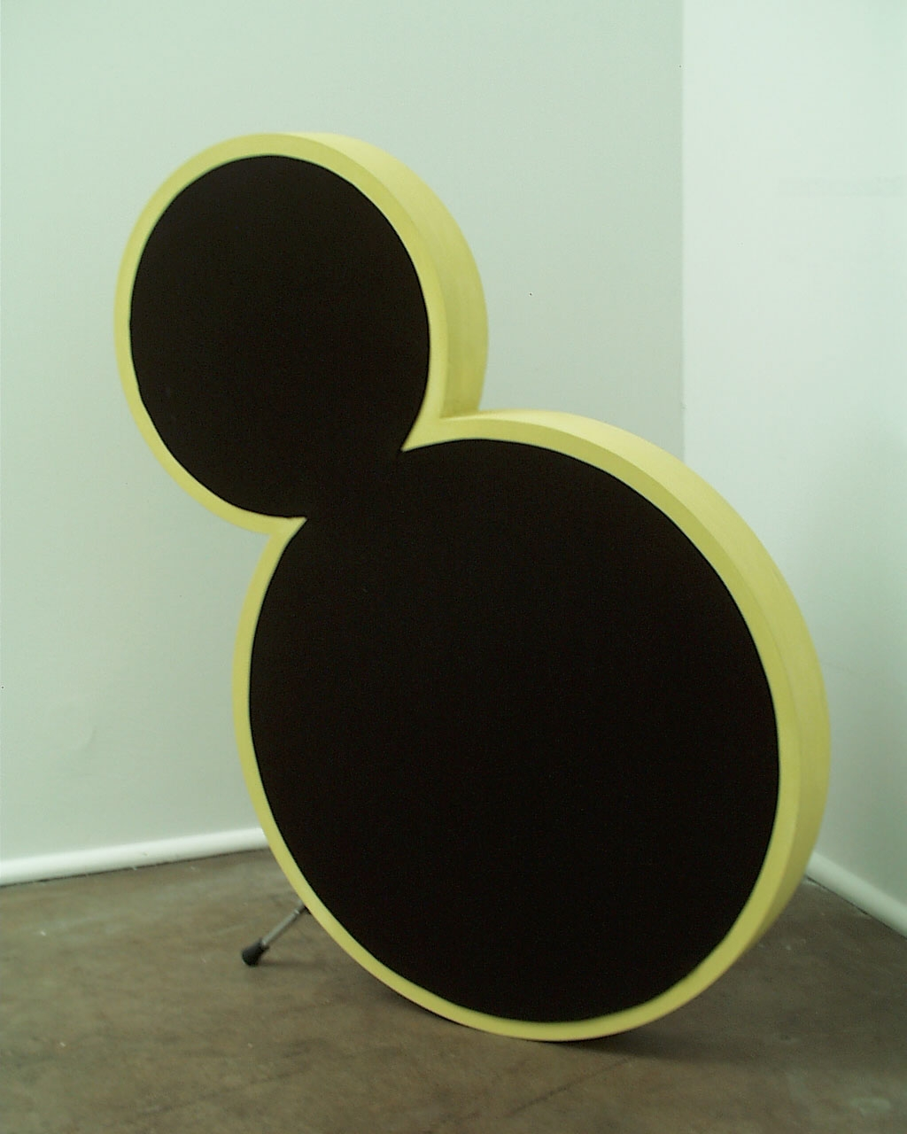 Double Drum Speaker, 2001