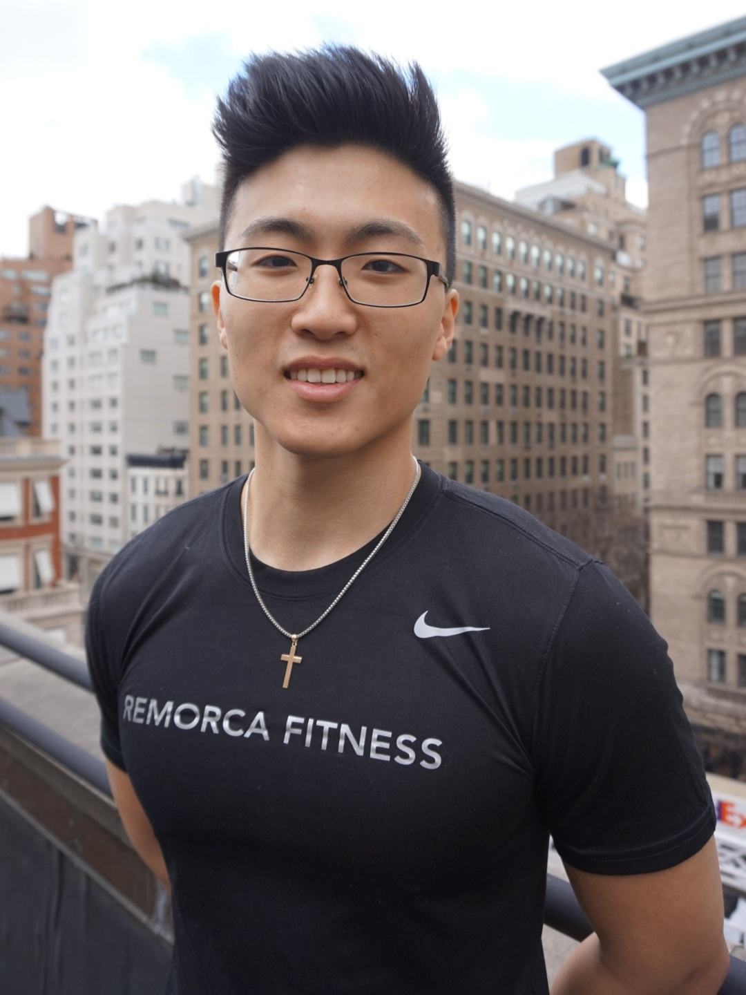 JOSH - PERSONAL TRAINER AT REMORCA FITNESS MIDTOWNCERTIFICATIONS:EDUCATION:SPECIALTY/EXPERTISE:FITNESS HOBBIES:NON FITNESS THING ABOUT ME
