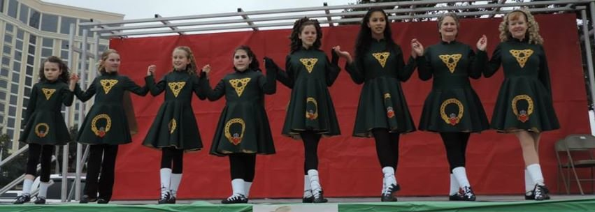 Mobile Irish Dance