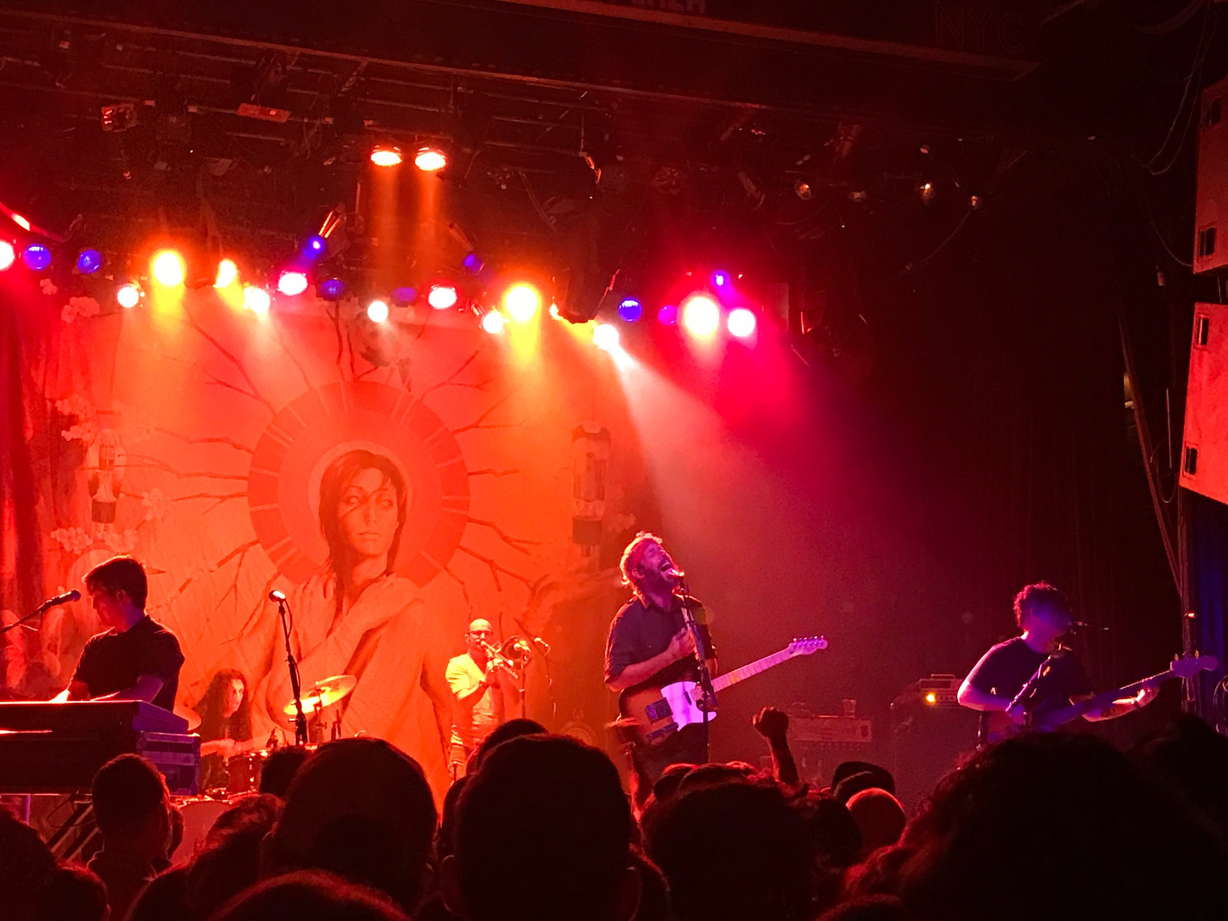 "RX Bandits performing ""At the Battle Begun"" in full. October 2016"