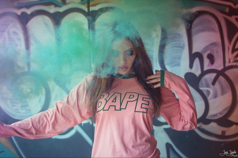 Bape @RiaDinero
