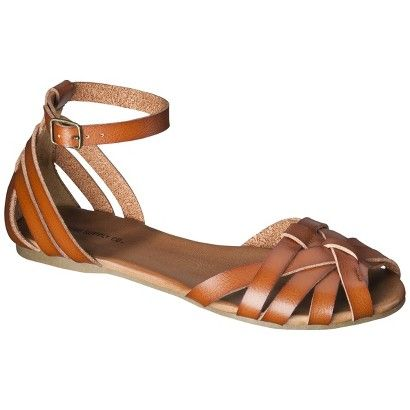 shauna huarache sandal // target