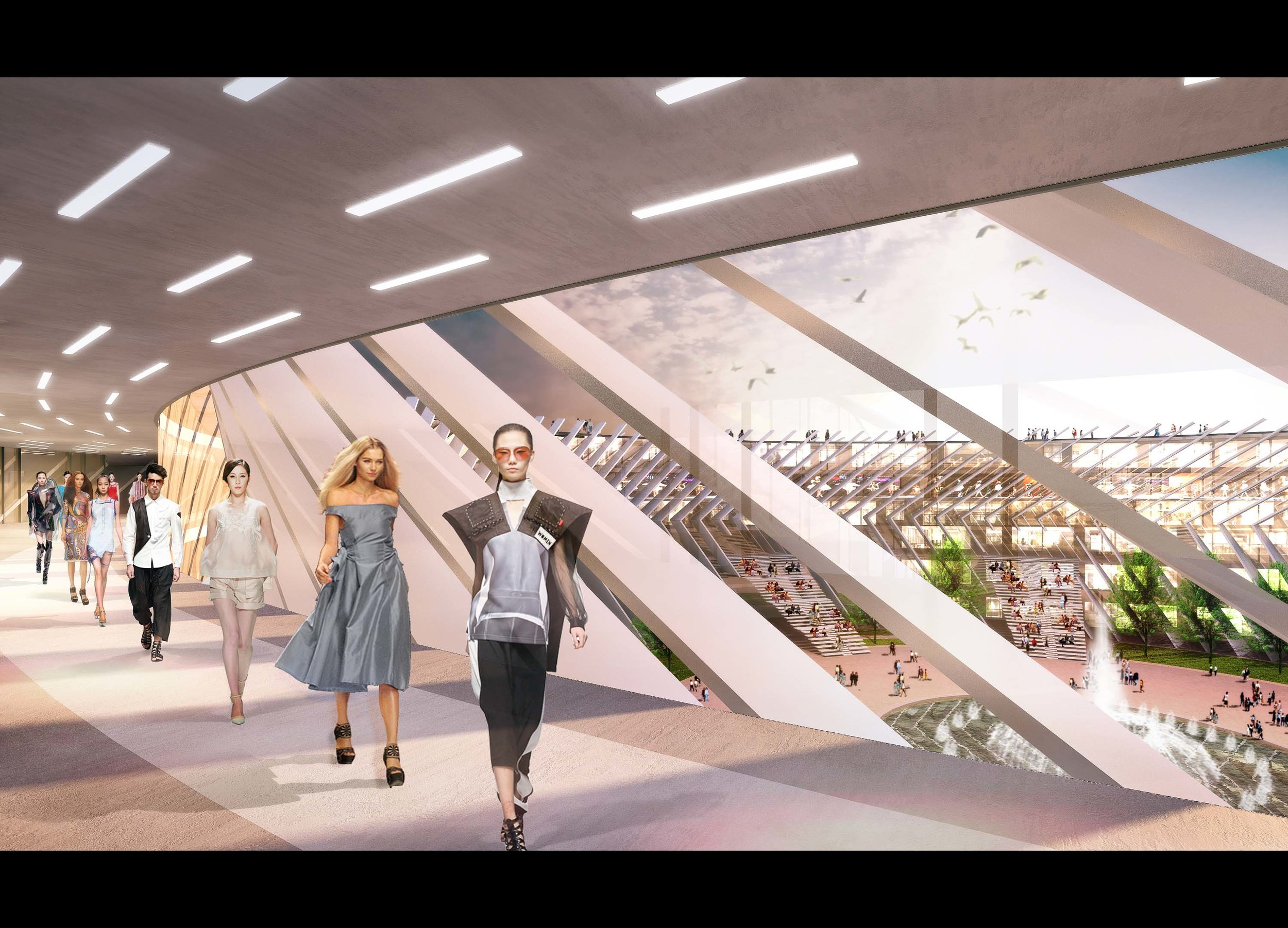 architecture and engineering international office Berlin competition