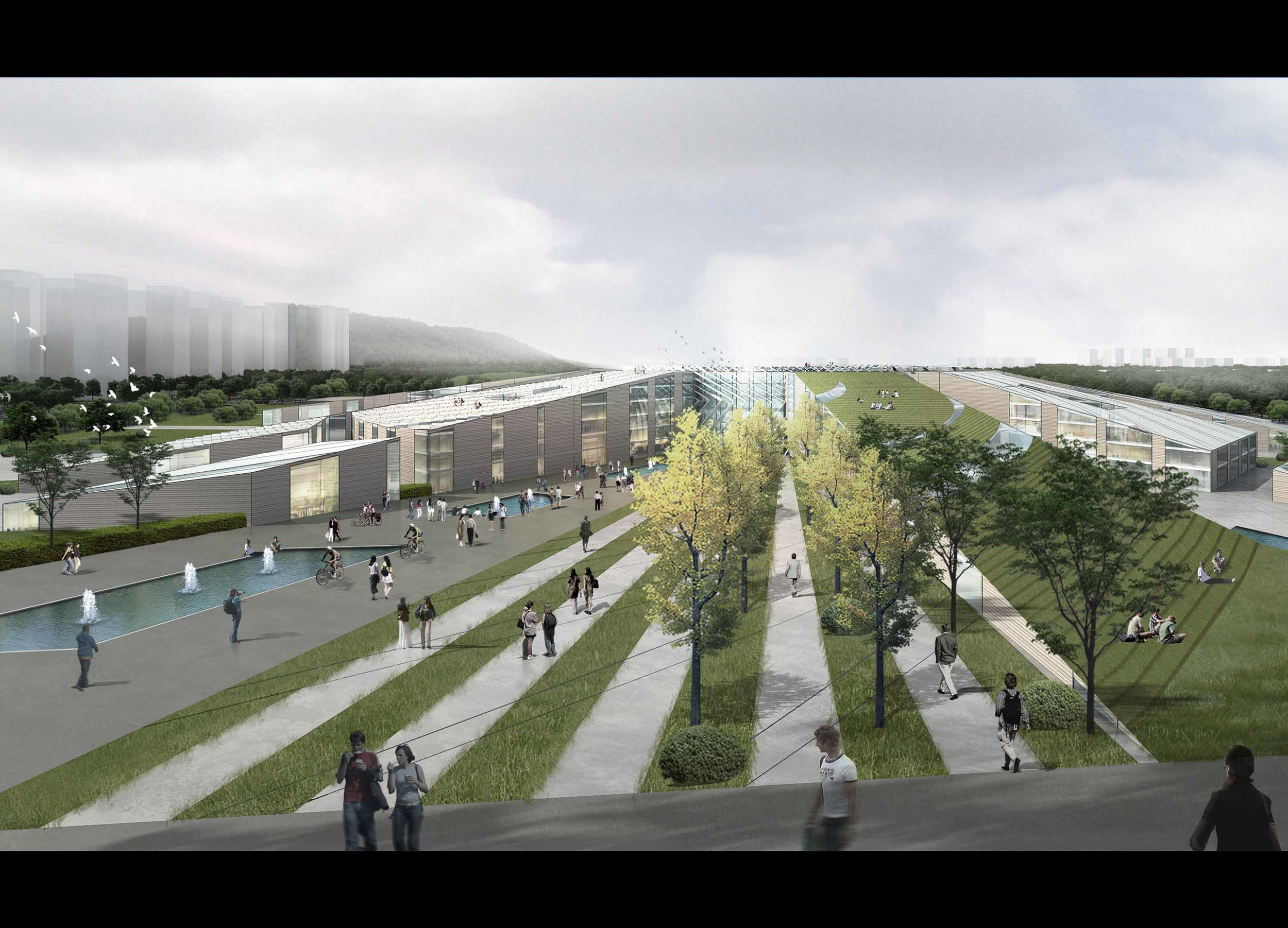 architecture and engineering office Berlin competition image