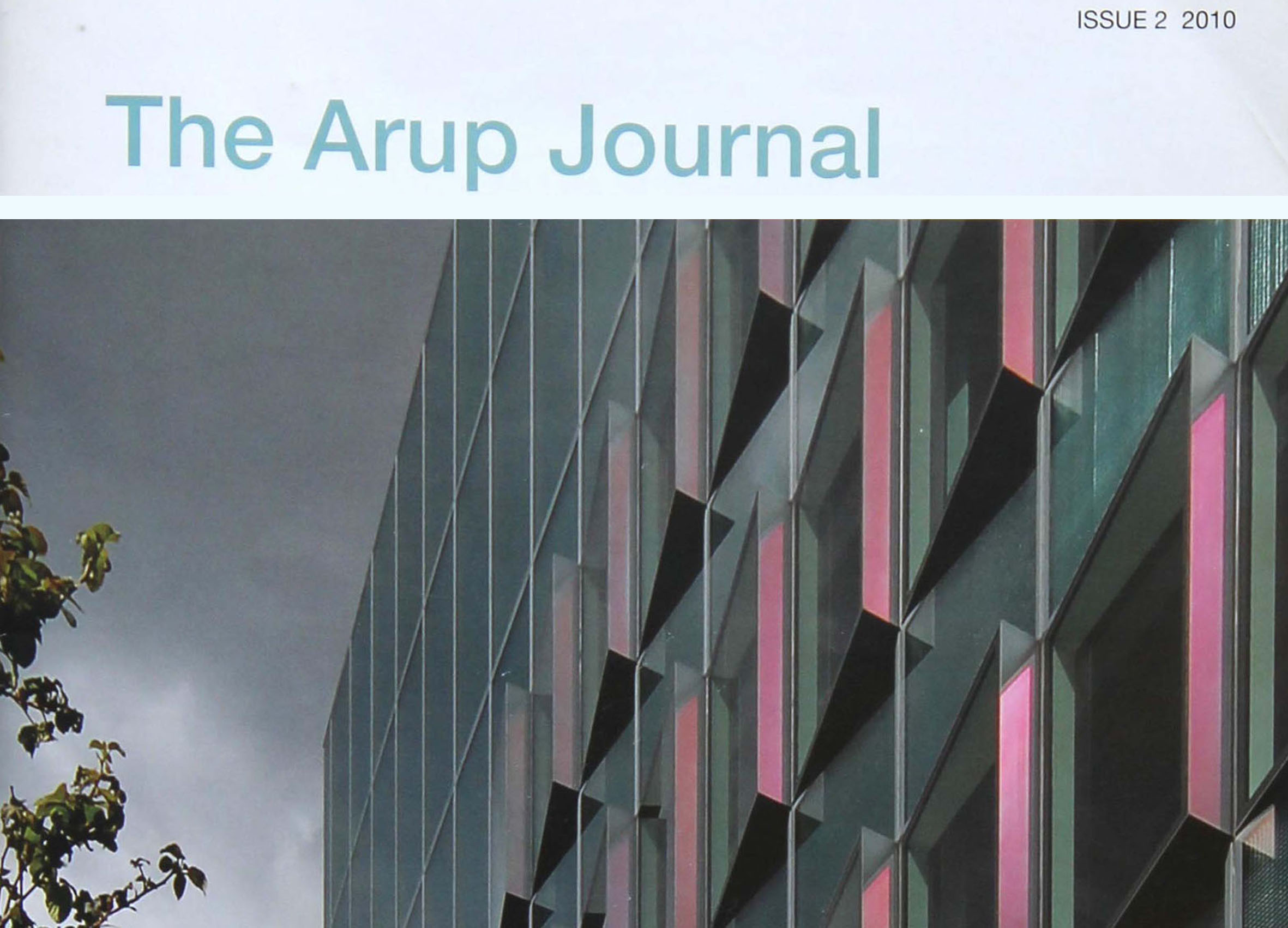 The Arup Journal 2010 - Issue 2, 2010, Danish Pavilion, Shanghai Expo
