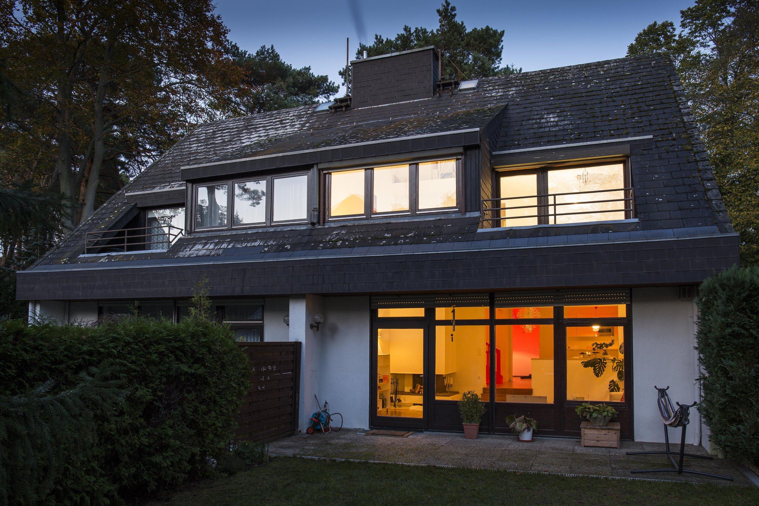 Berlin Renovierung Einfamilienhaus