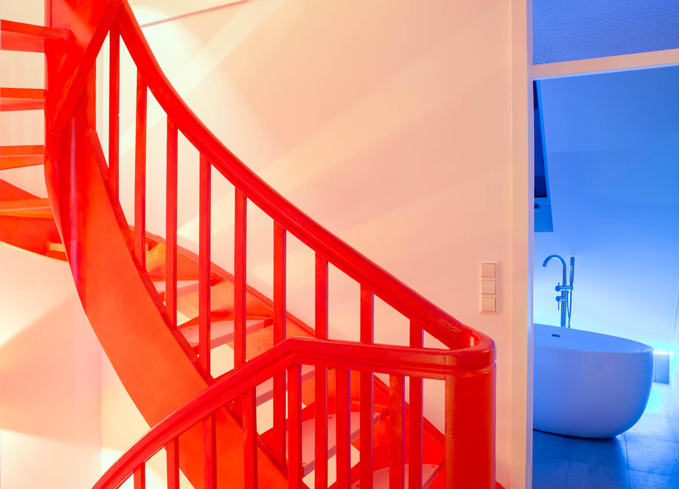 Wohnen - Private residence refurbishment, Berlin, Germany