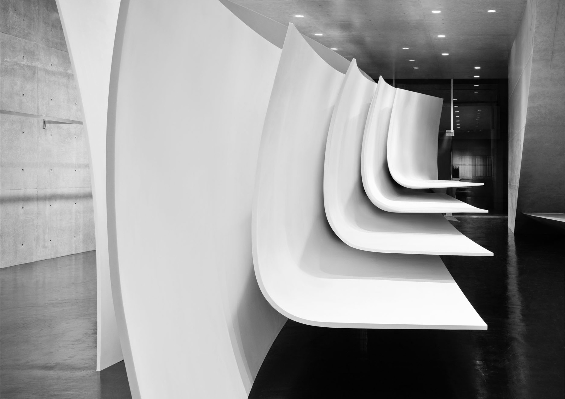 Neil Barrett Flagship Store, Tokyo, Japan - @ Zaha Hadid Architects, Japan (2008 – 2009)