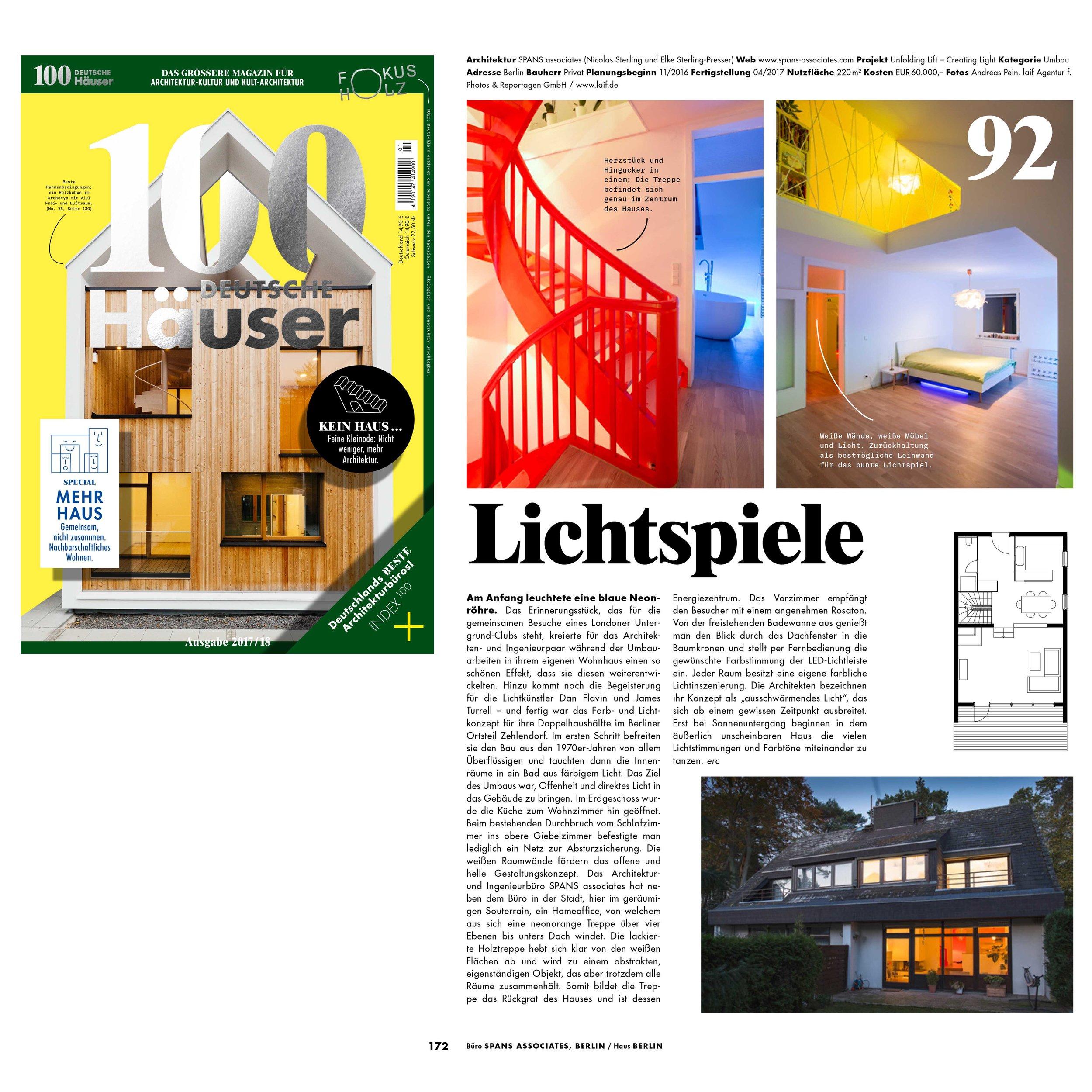 100 Deutsch Häuser Haus Zehlendorf Berlin SPANS associates 2017.jpg