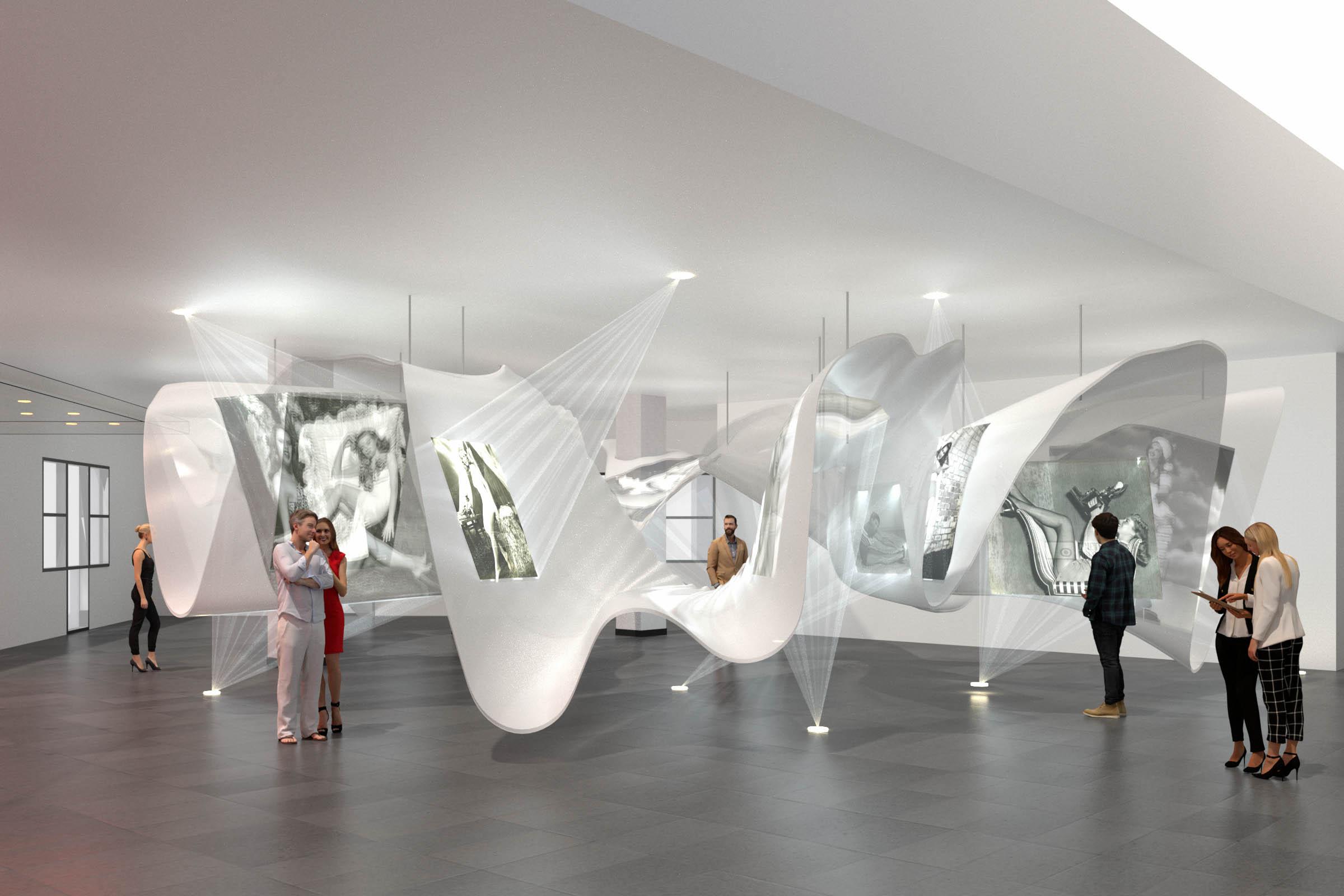 SPANS associates - The Seduction Pavilion - Unfammous stars - Marylin Monroe - 3D printing - Render 32.jpg