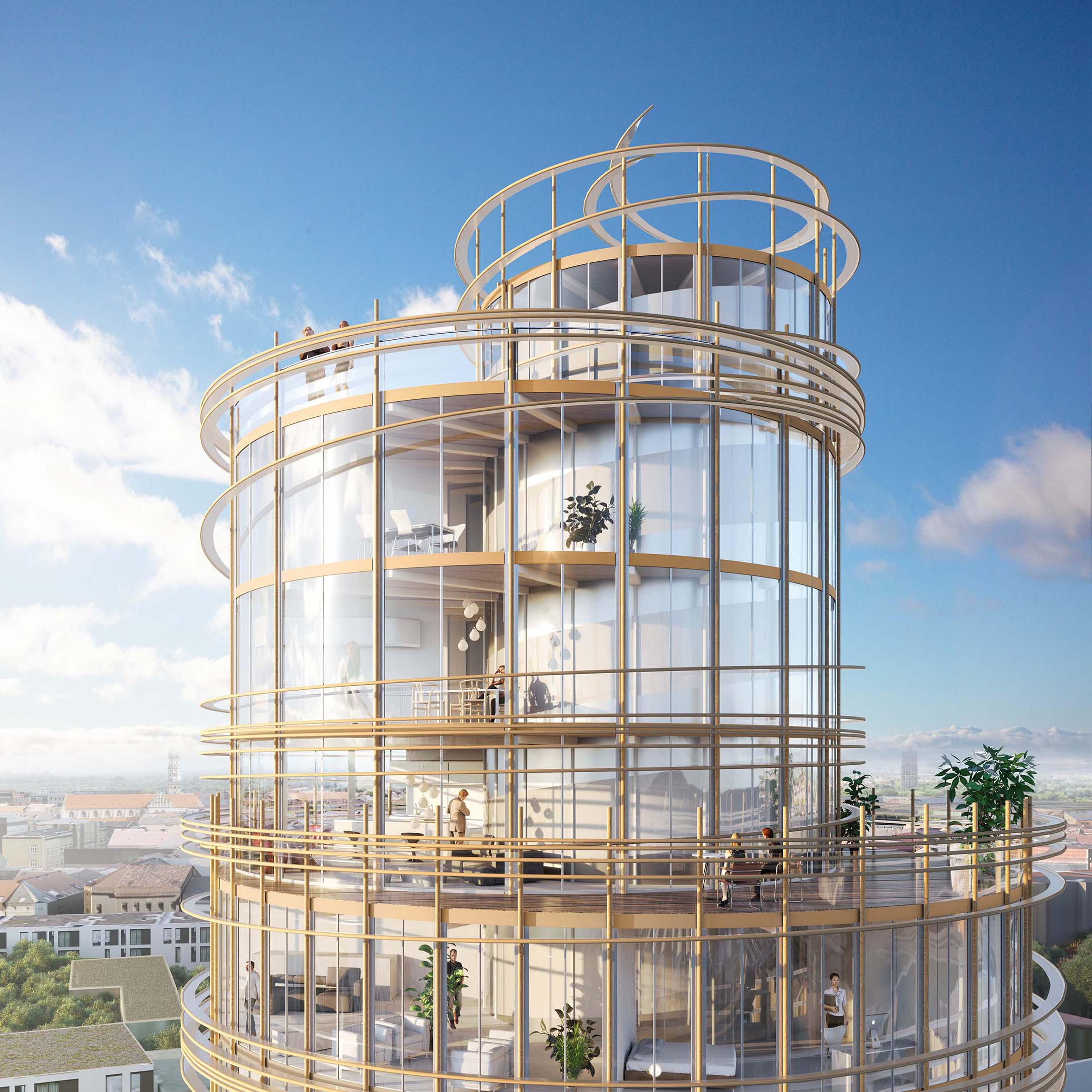 ARCHITECTURAL BUILDING DESIGN -