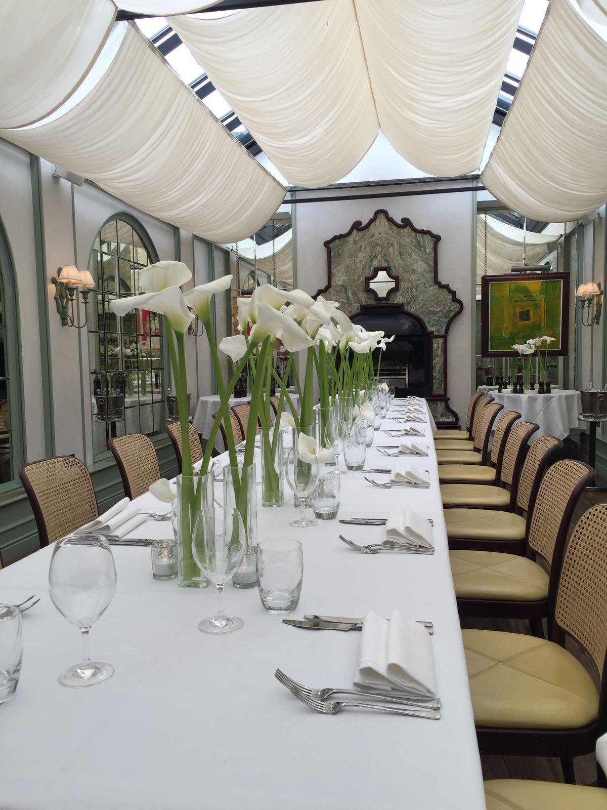 Creventive Daphnes Private Party London Event Design Production Lighting Entertainment Floral