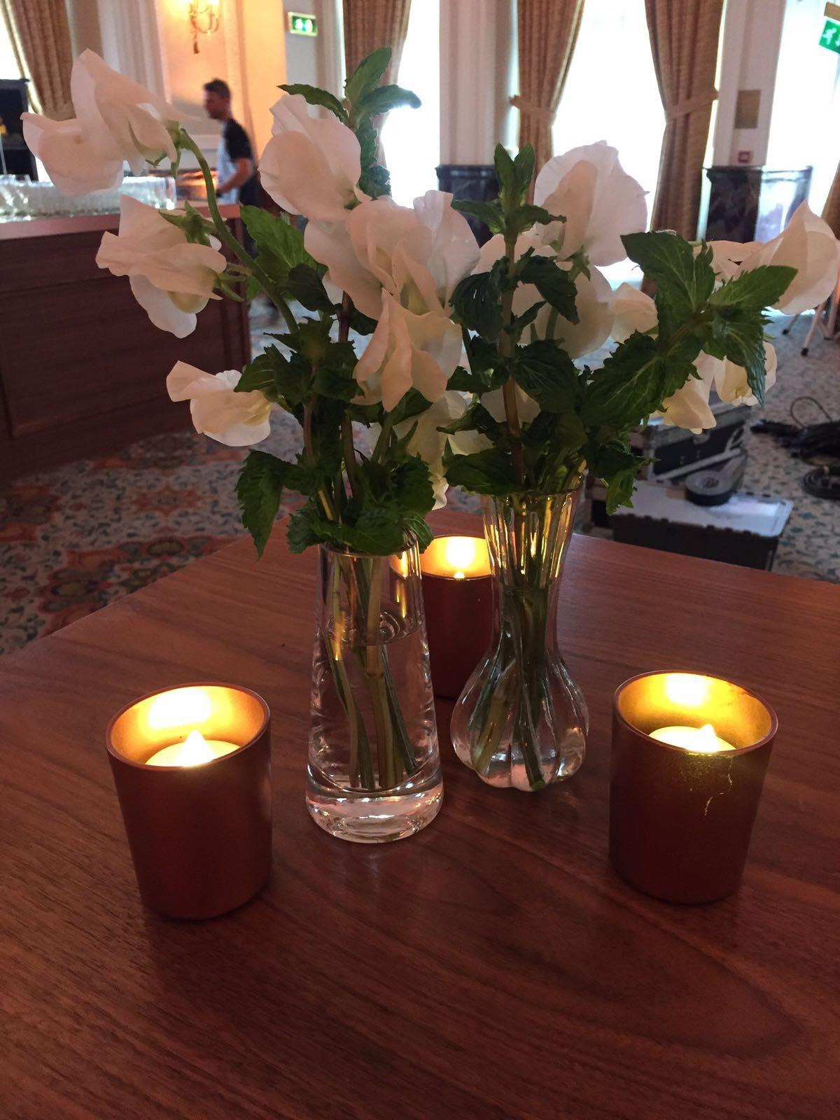 Creventive Landmark Hotel London Events Production Design Lighting Sound Floral Management