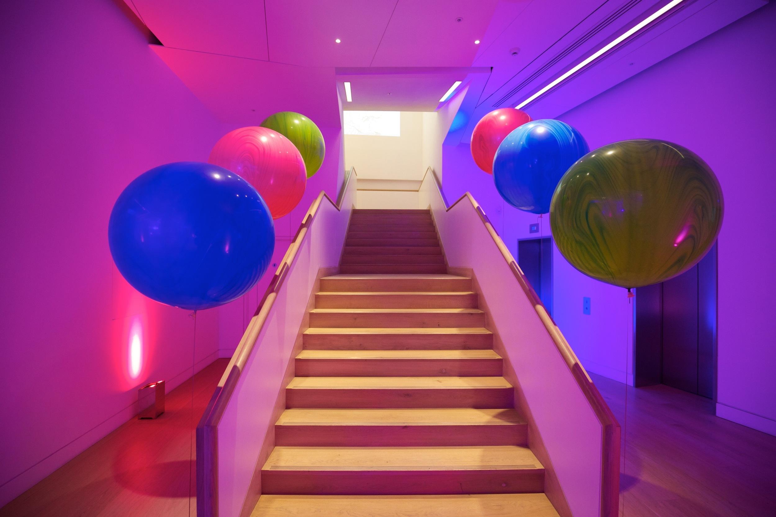 Creventive BarMitzvah Design Philips Gallery Event Production Entertainment