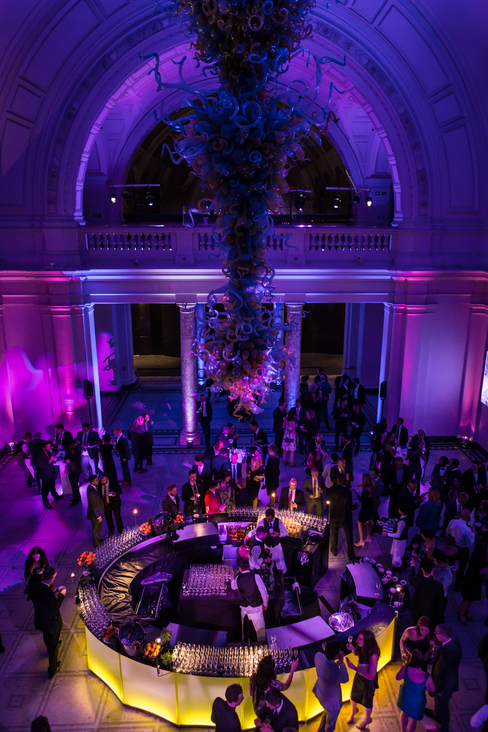 Creventive V&A Awards Event Supplier