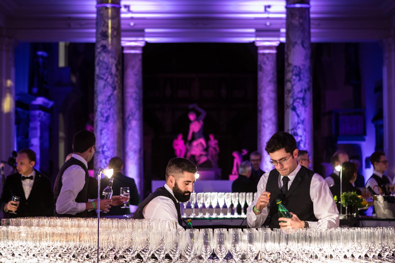 Creventive V&A Victoria & Albert Corporate Awards Ceremony Production Design