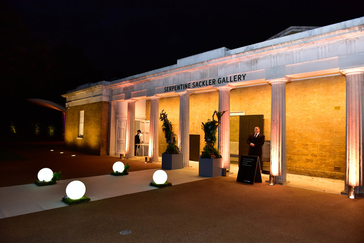 Creventive Serpentine Gallery Corporate Dinner Production Design Events