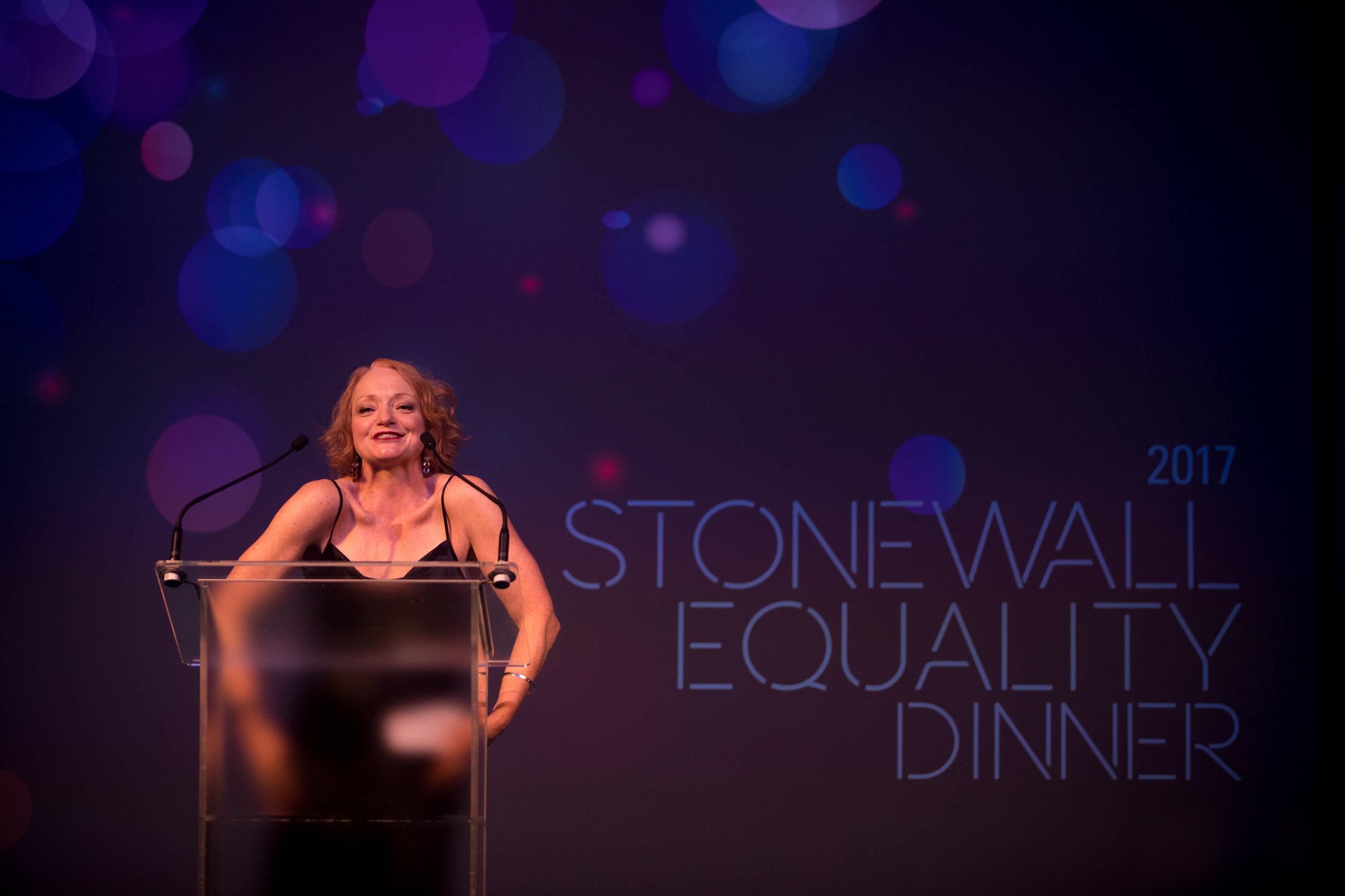 Creventive Hilton Park Lane Awards Charity Dinner Event Design Production