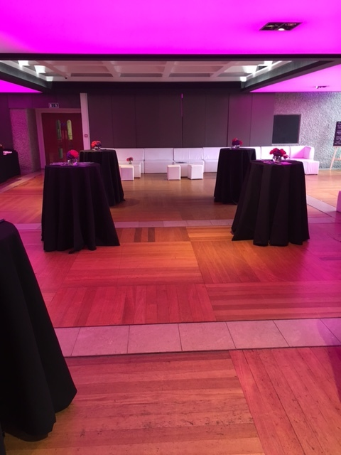 Creventive Barbican Corporate Party Event Design Production