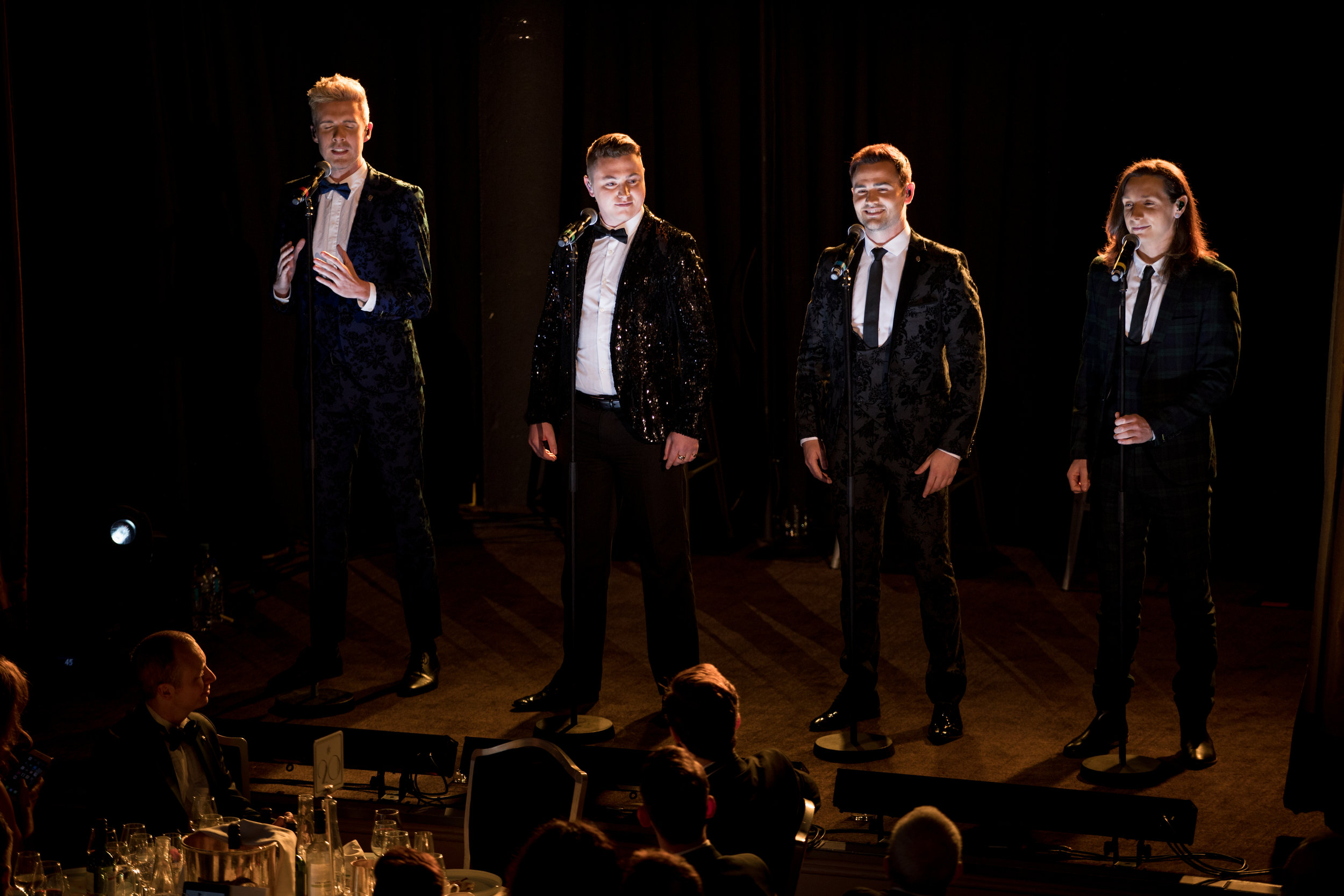 Creventive Stonewall Equality Dinner 2018 Collabro