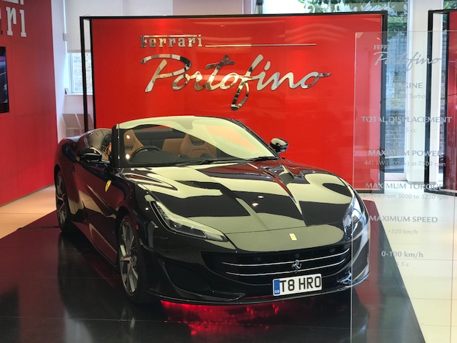 Ferrari Portofina Car Launch Events Creventive