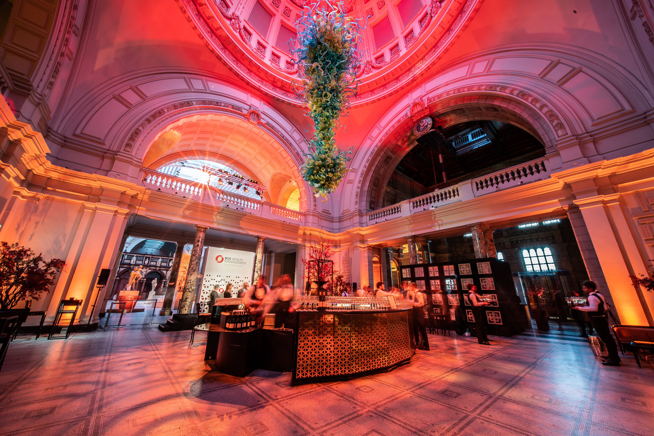 Launch Party - The V&A
