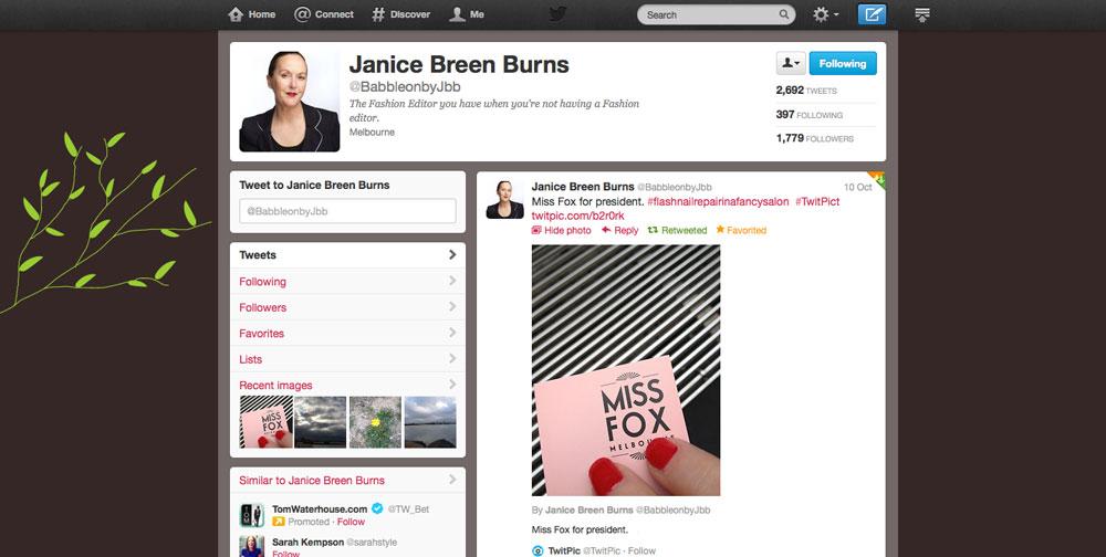 JANICE BREEN-BURNS